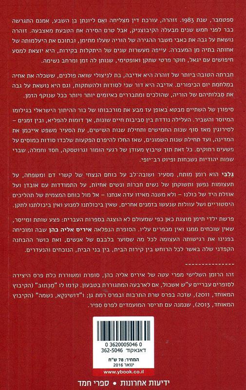 גלבי-אליה-כהן, איריס566